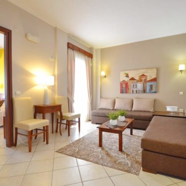 Family rooms in Pieria