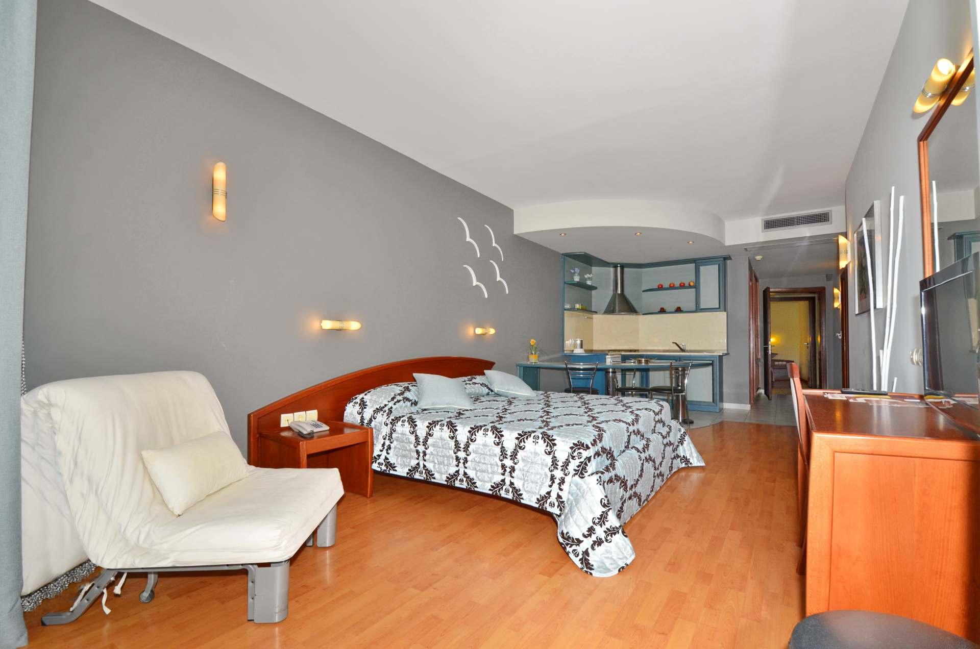 Family room Hotel Evilion