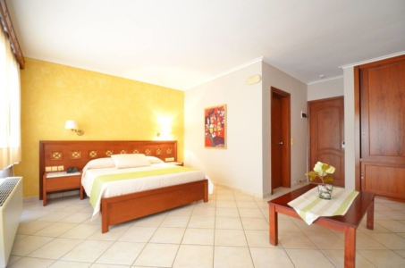 Junior Suite Hotel Evilion