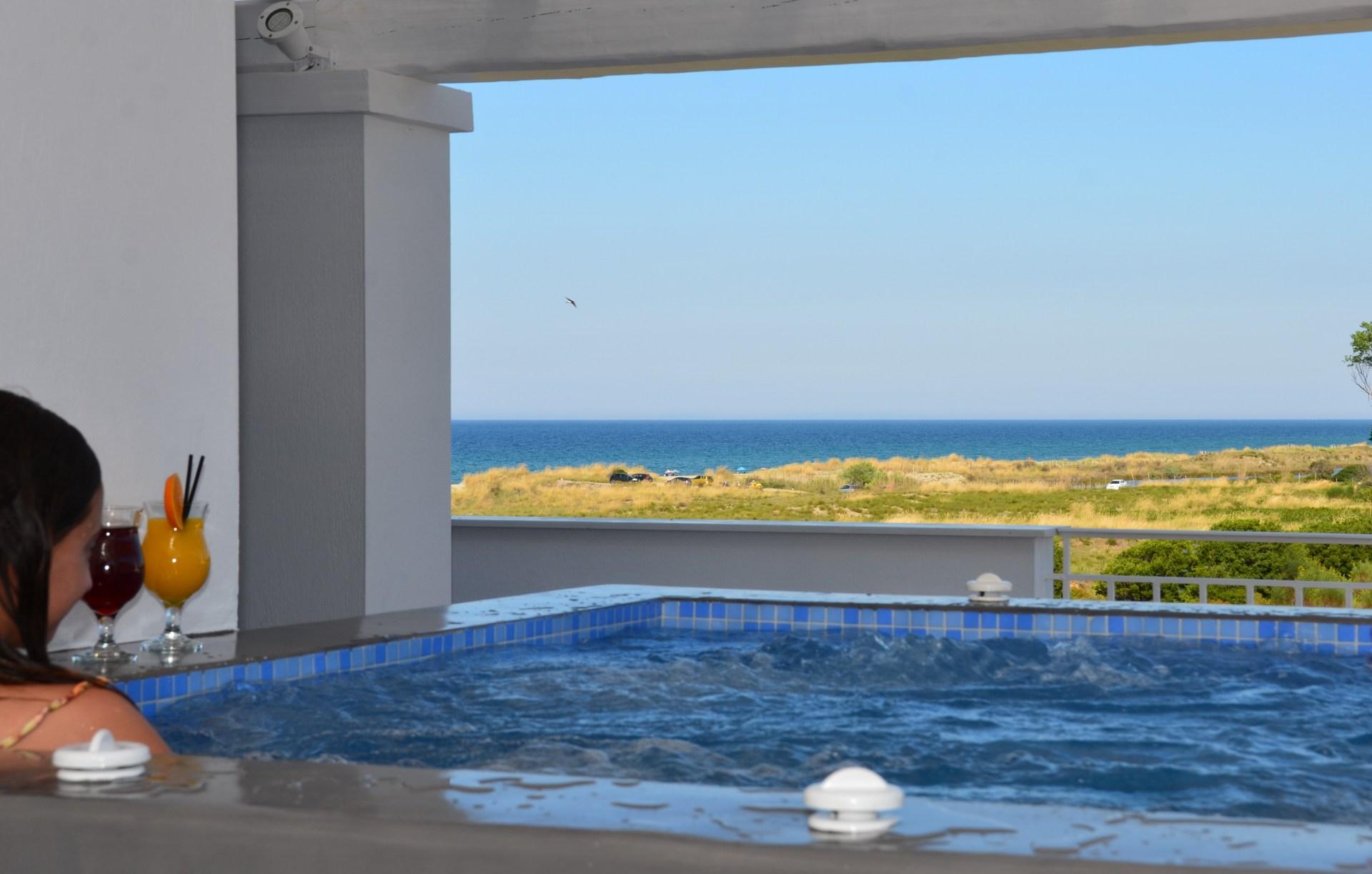 Sea view Jacuzzi Suite