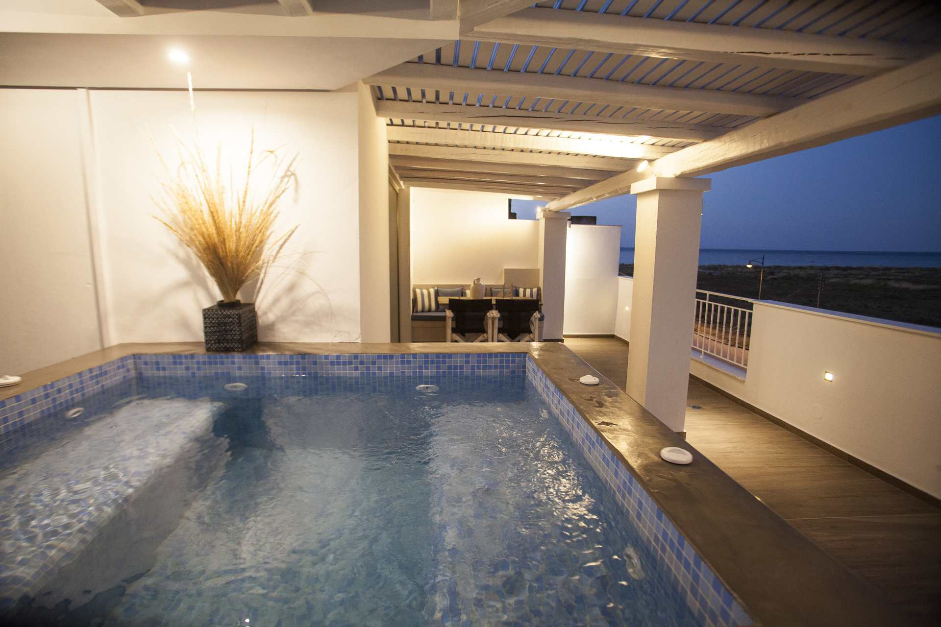 Sea view Jacuzzi Suite