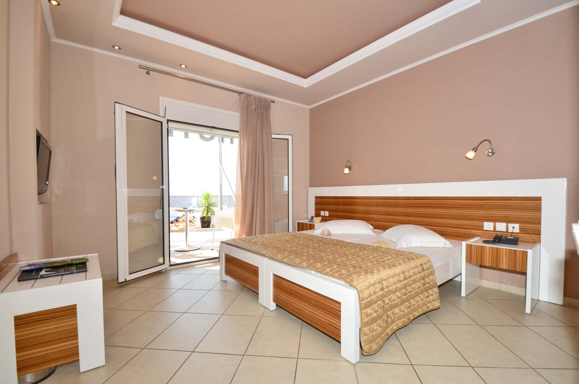 Standard room with Terrace