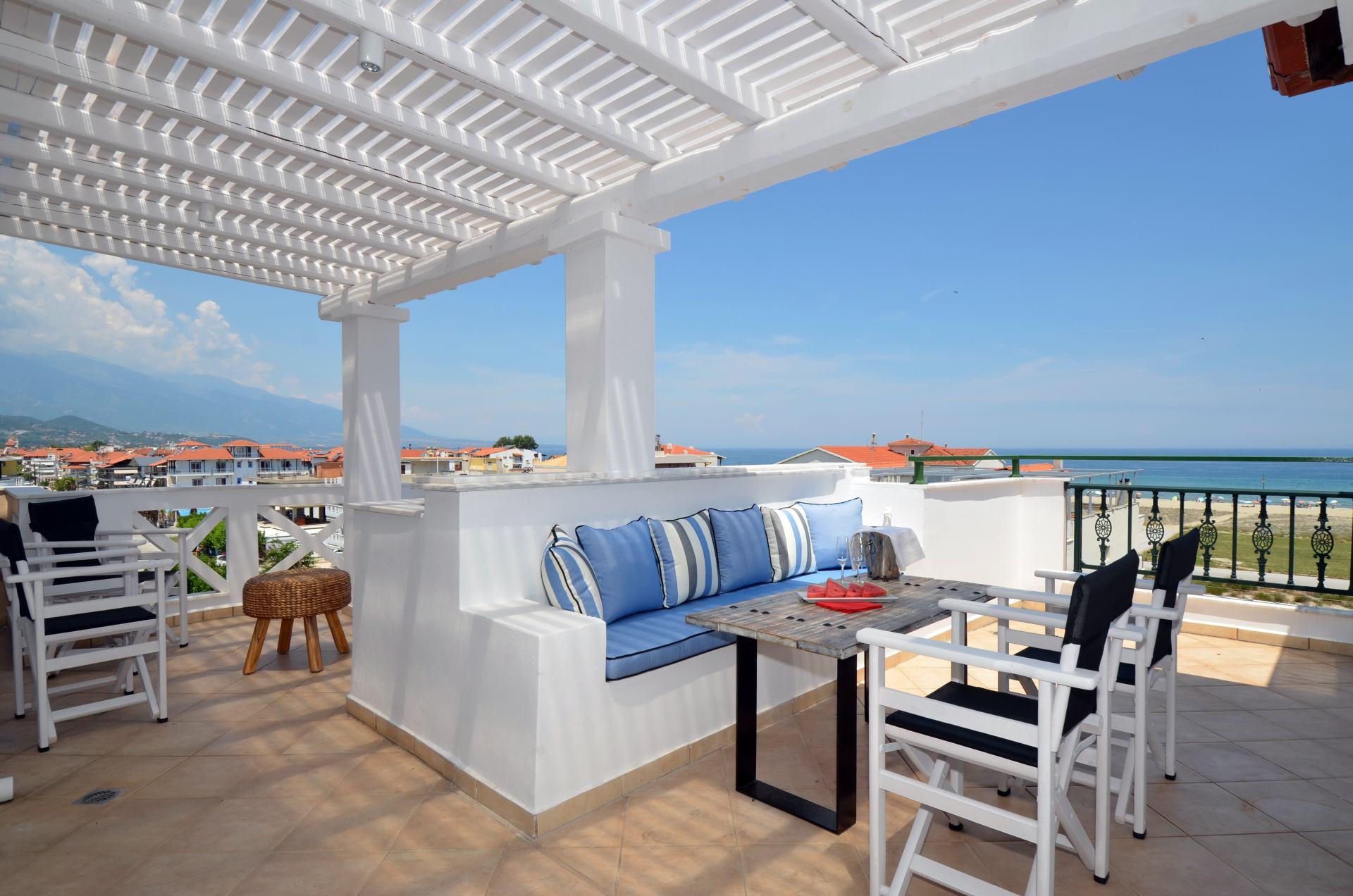 Sea view Deluxe Suite